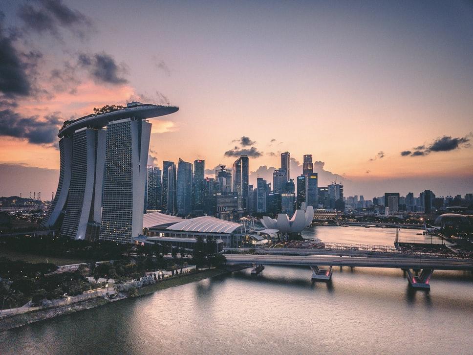 Singapour, vous allez adorer la nourriture et faire des achats